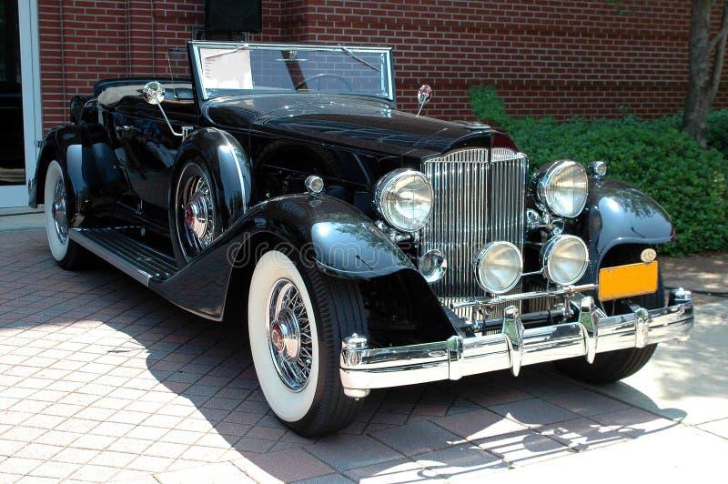 wóz z antykami luksus klasyczny zdjęcia stock