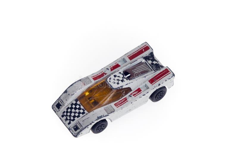 wóz z antykami zabawka fotografia royalty free