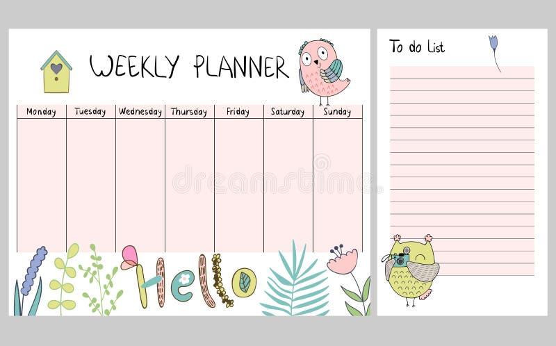 Wöchentlicher