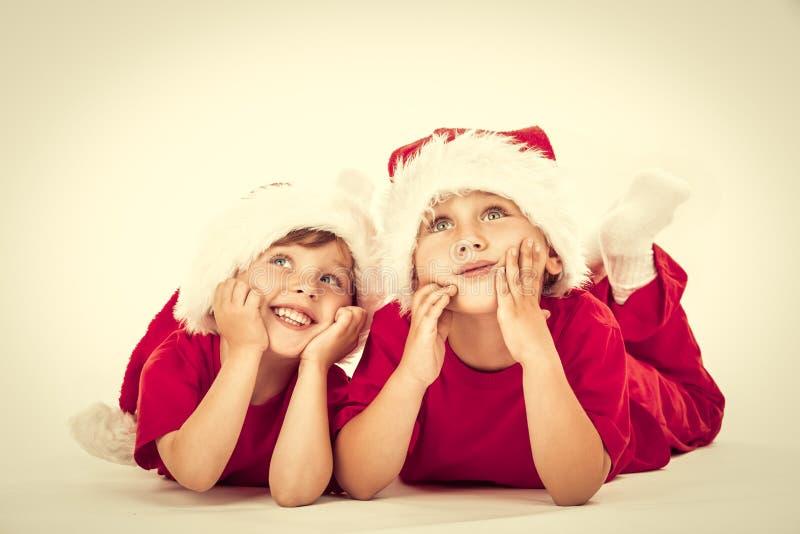Wünsche nach Weihnachten stockfotos