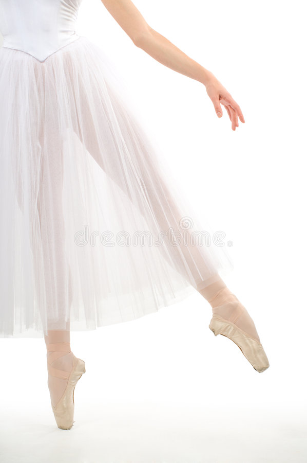 Würdevoll tanzen lizenzfreie stockfotografie