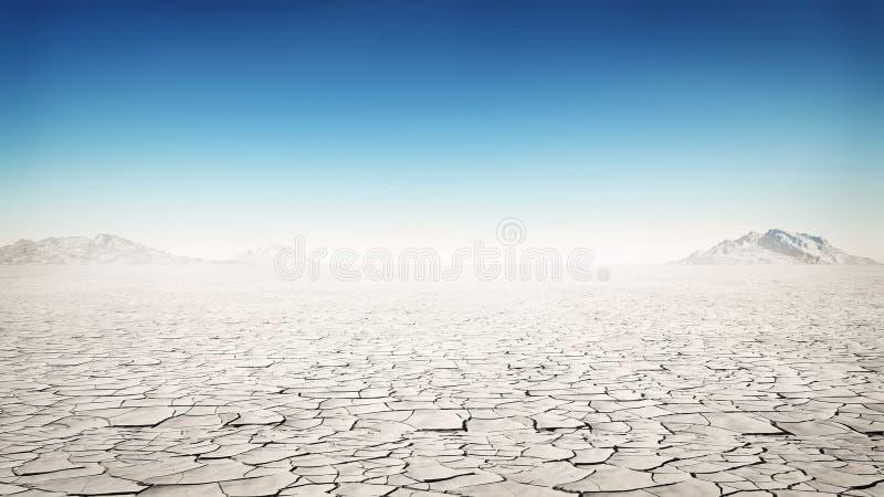 Wüste vektor abbildung