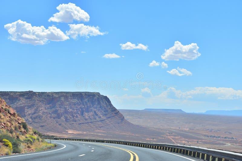 Wüste in Arizona lizenzfreies stockbild