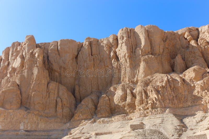 Wüste von Ägypten lizenzfreies stockbild