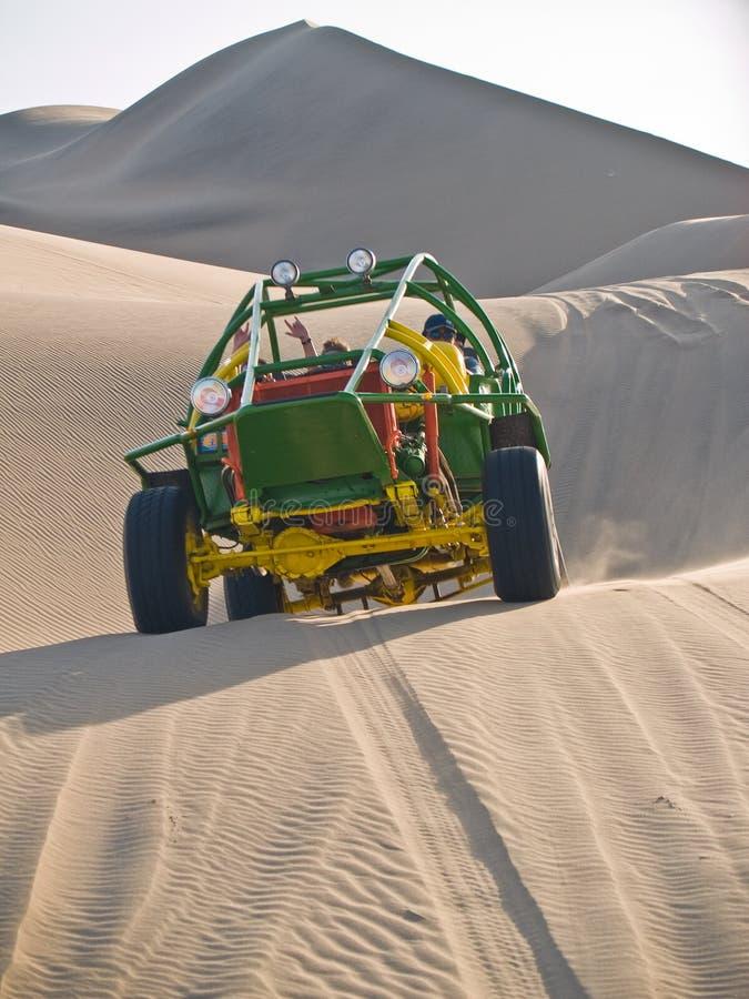 Wüste von Ica, Peru lizenzfreie stockfotografie