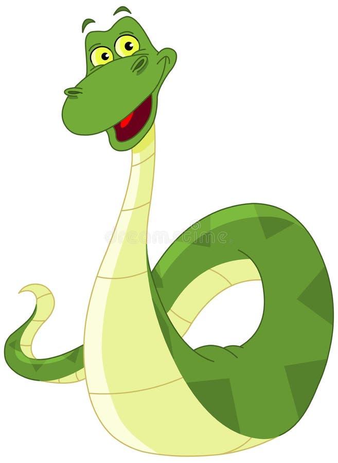 wąż ilustracja wektor