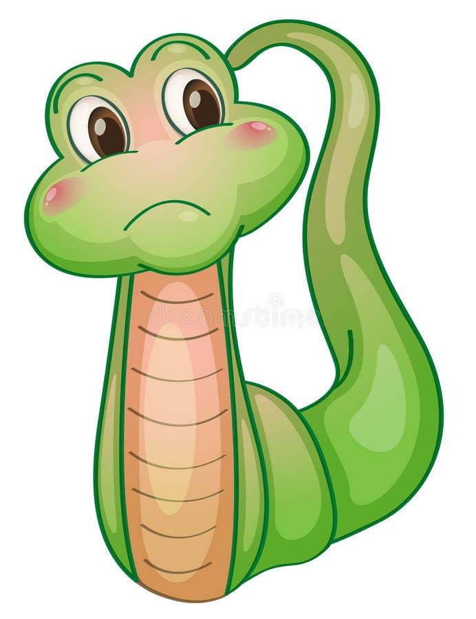 Wąż ilustracji