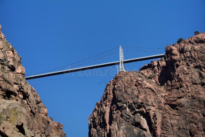 wąwóz królewski mostu obraz royalty free