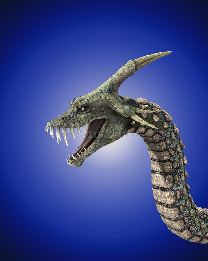 Węża Potwór 3 ilustracji