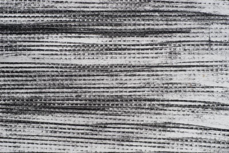 Węgiel drzewny na papieru tła drowing teksturze zdjęcia royalty free