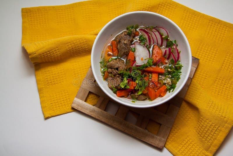 Węgierski goulash zdjęcie stock