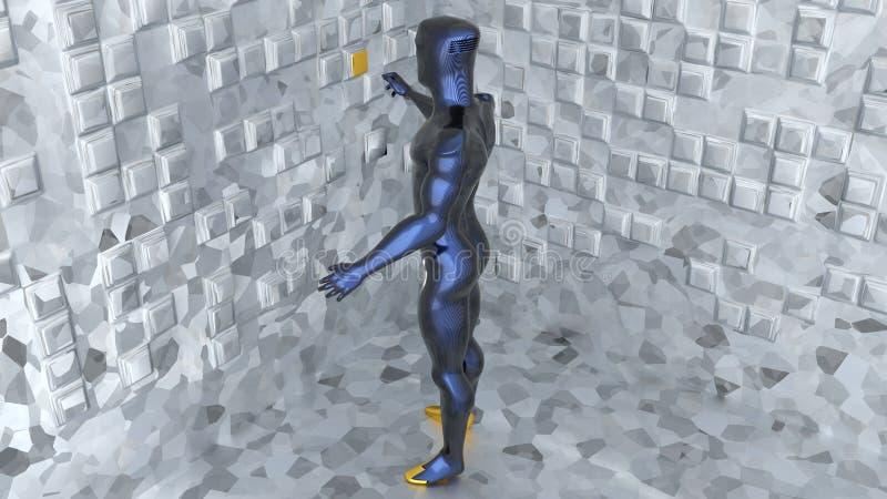 Węgla obcy wybiera jego element 39 obrazy royalty free