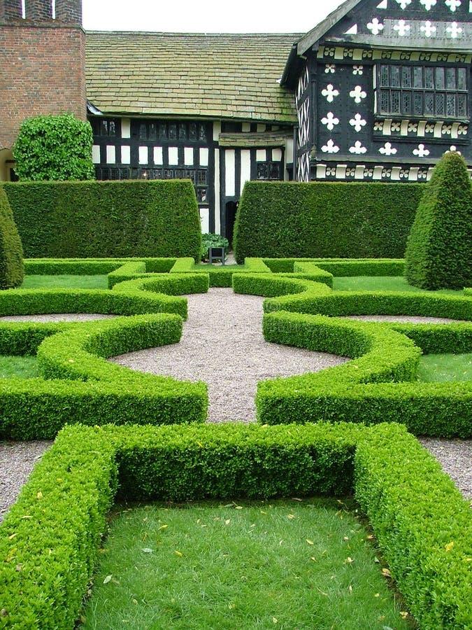 węzeł ogrodowa obrazy stock