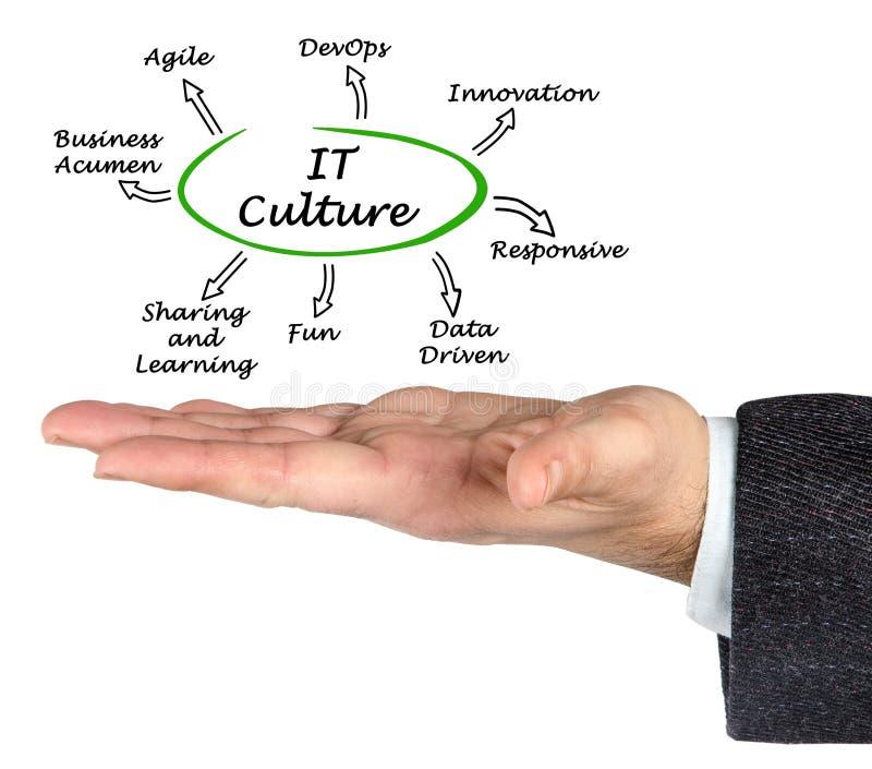 Właściwości IT kultura zdjęcia royalty free