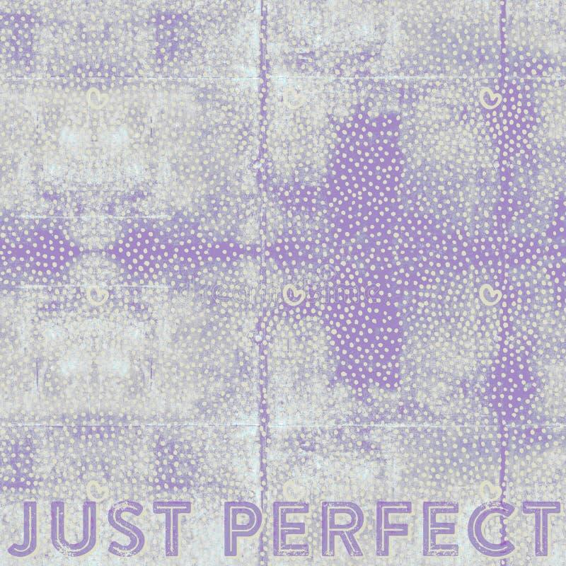 Właśnie Perfect Digital papier obrazy royalty free