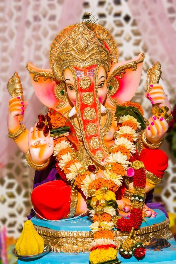Władyka Ganesha zdjęcie royalty free