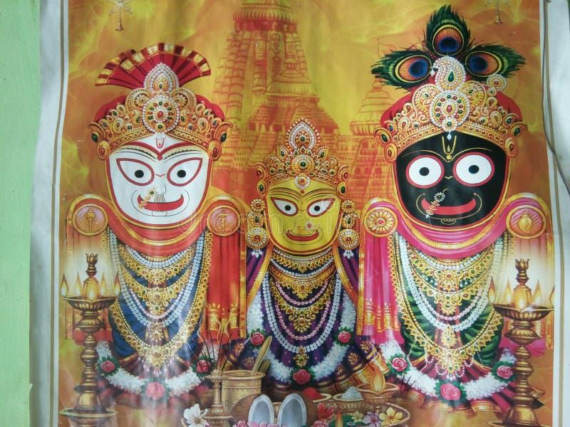 Władyka Jagannath zdjęcia stock