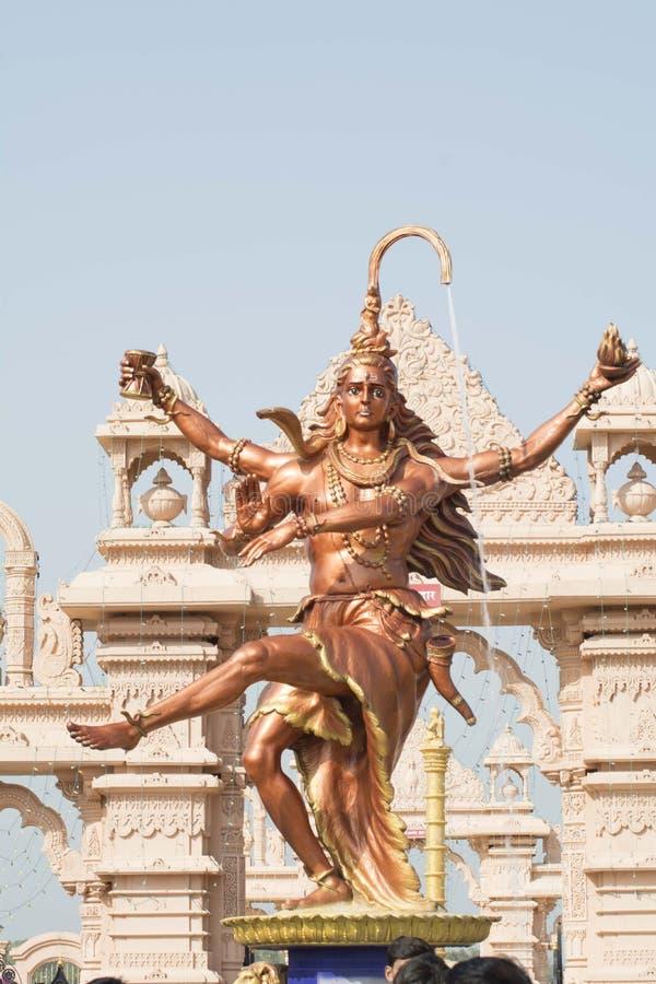 Władyka Shiva obraz royalty free