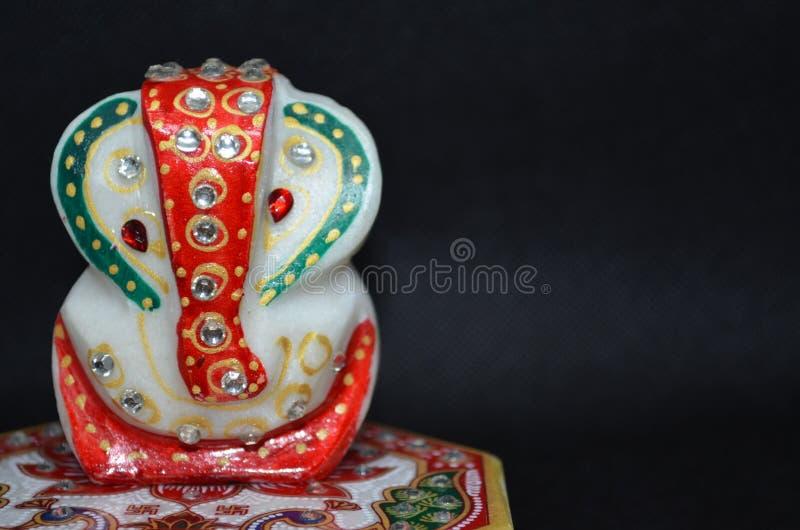Władyki Ganesha indianina bóg fotografia stock