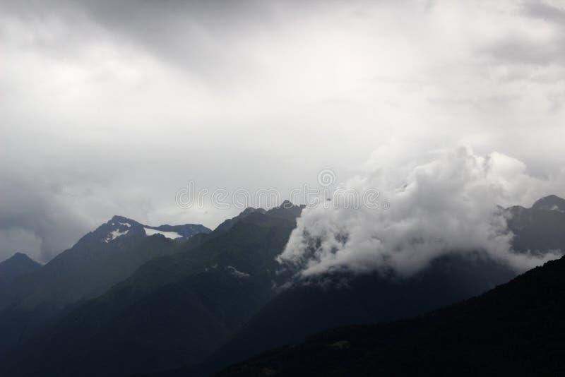 Władza chmura zdjęcia stock