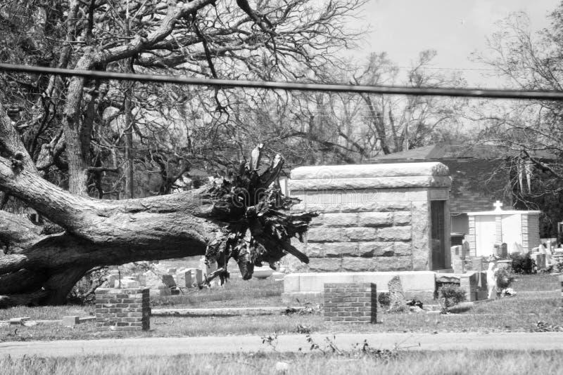 Władza Huraganowy Katrina obrazy stock