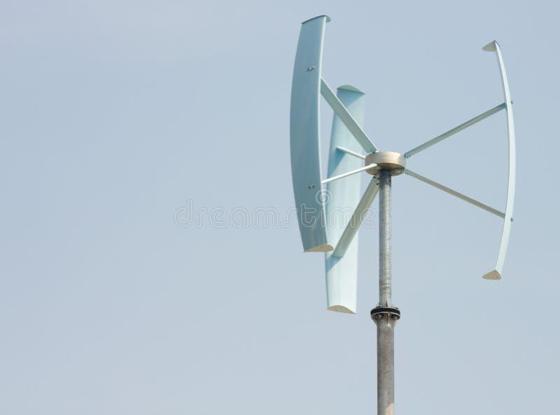 władza mini wiatr zdjęcie stock