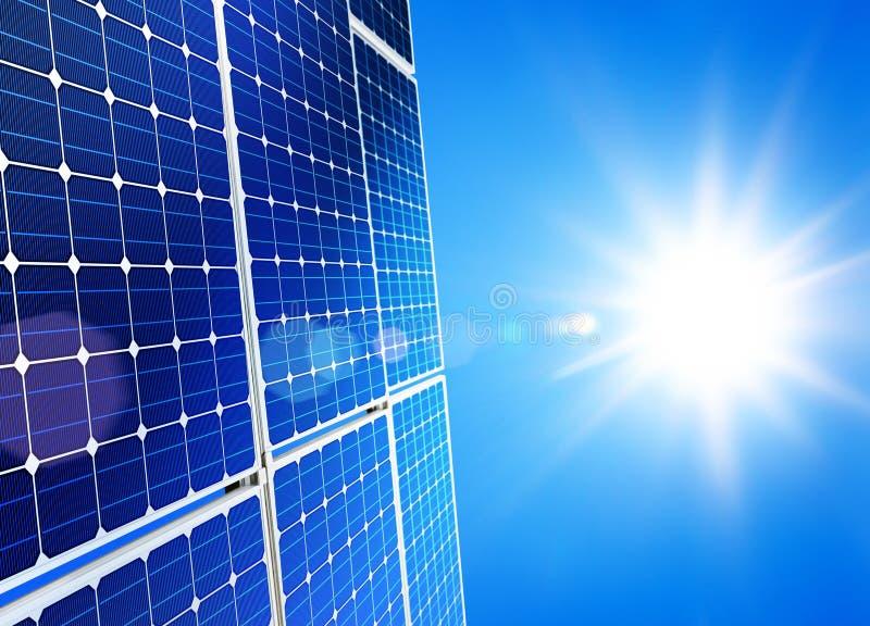 władza słoneczna obraz royalty free