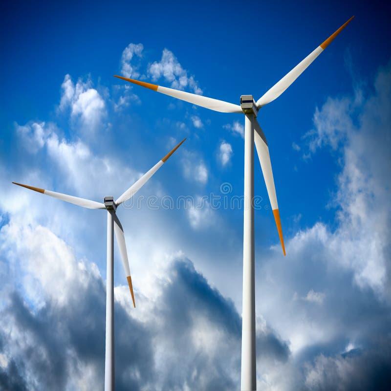 władza wiatr zdjęcie royalty free