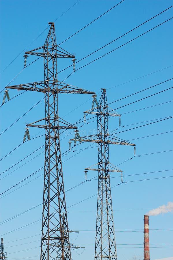 władze energetyczna obraz royalty free