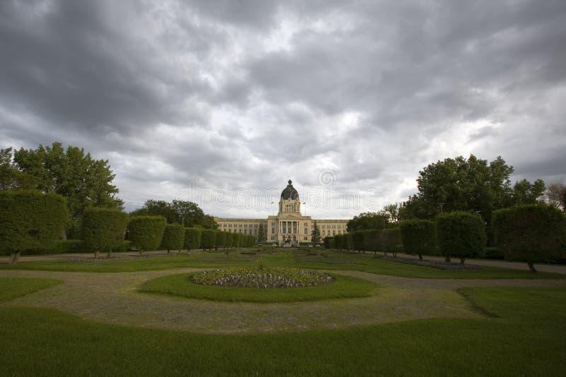władzy ustawodawczej Saskatchewan zdjęcia stock