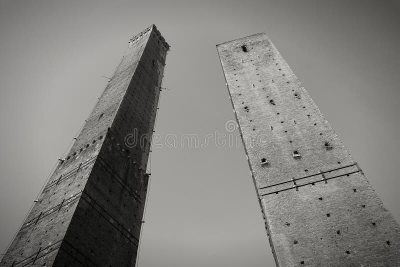 Włochy - Bologna obrazy stock