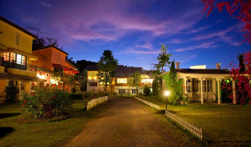 Włochy domu styl fotografia royalty free