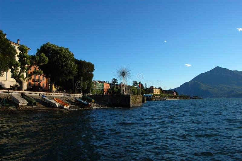 włochy jeziora maggiore zdjęcie stock