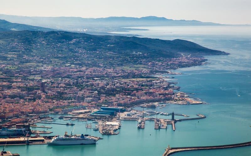 Włochy Livorno fotografia stock