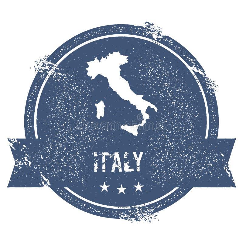 Włochy ocena royalty ilustracja