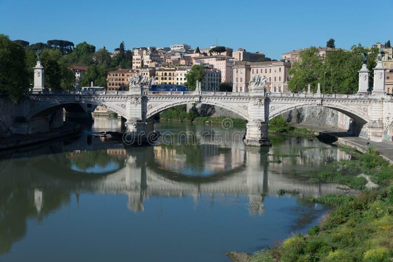 Włochy, Rzym, architektura, budynek, budowy obrazy stock