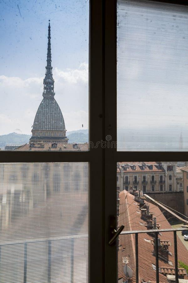 Włochy, Turyn - obrazy stock