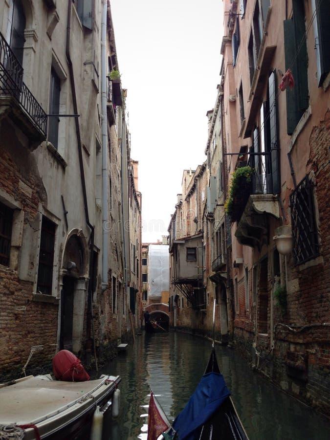 Włochy, Wenecja - fotografia royalty free