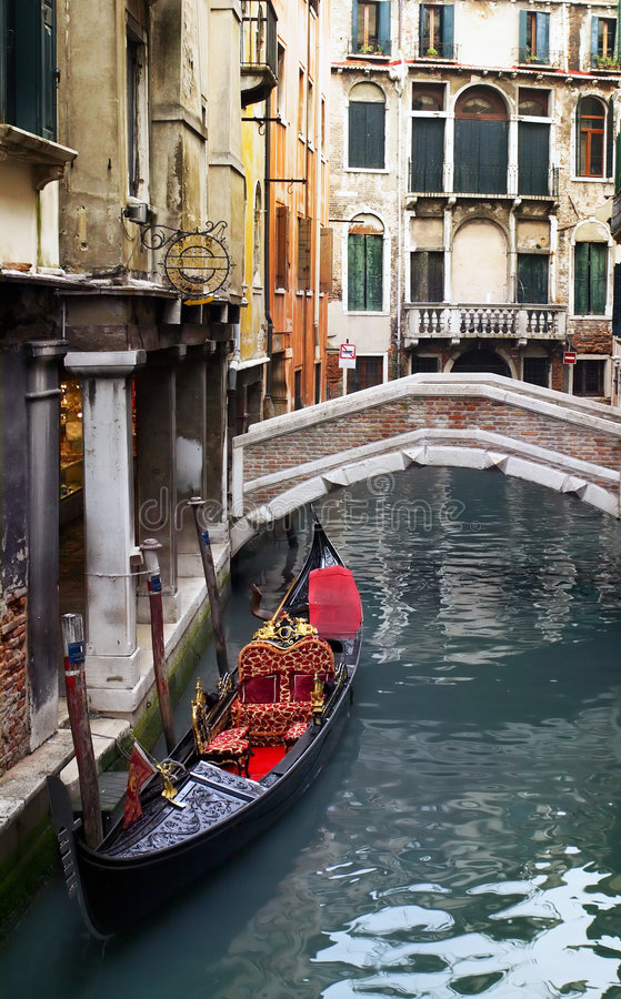 włochy Wenecji zdjęcia stock