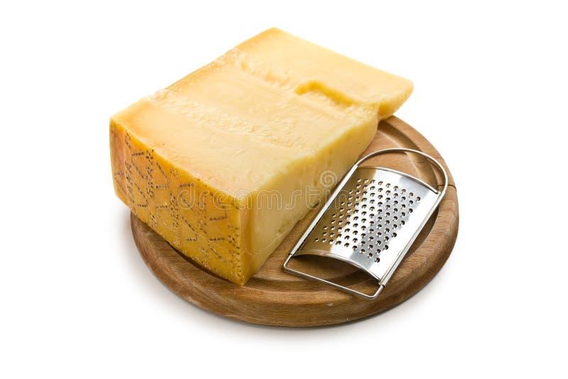 Włoski ciężki ser zdjęcia stock
