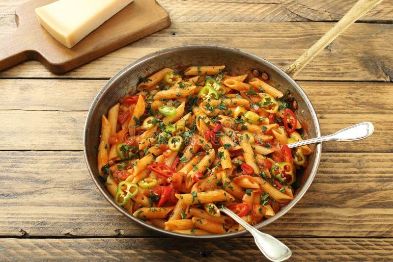 włoski makaron zdjęcia stock
