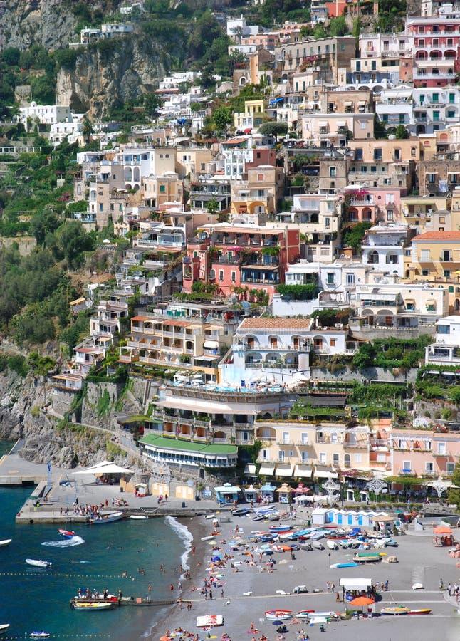 włoski Riviera obrazy royalty free