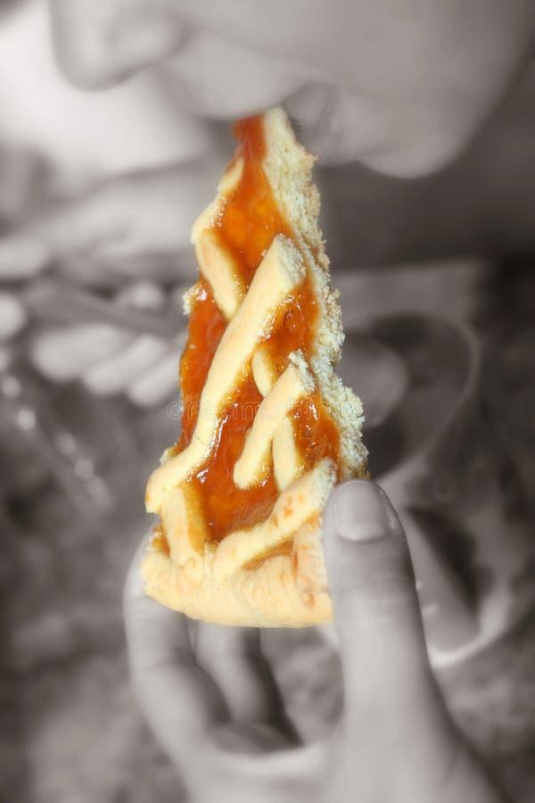 Włoski Tarta zdjęcie stock