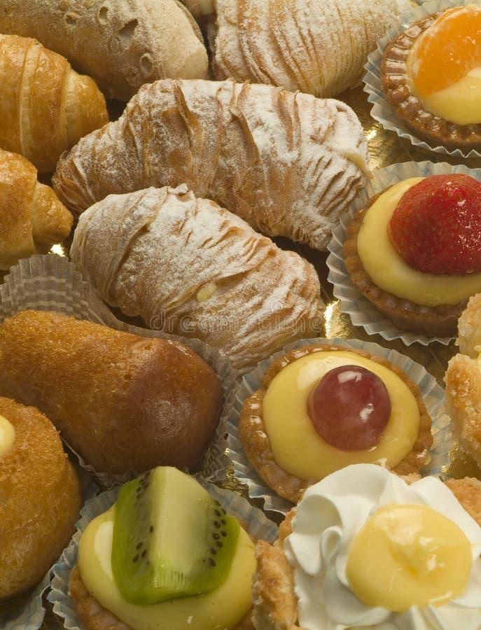 włoskie ciasto obraz stock