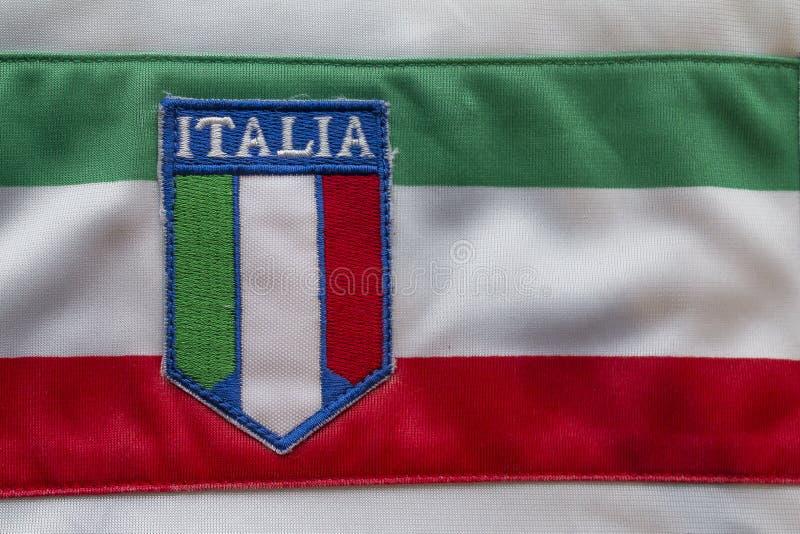 Włoszczyzna tricolor zdjęcia stock
