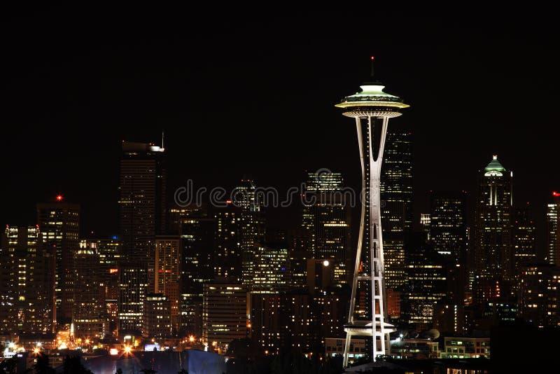 w środku Seattle fotografia royalty free