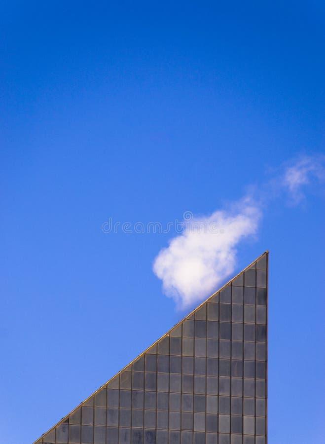 w środku Seattle wieży zdjęcie stock