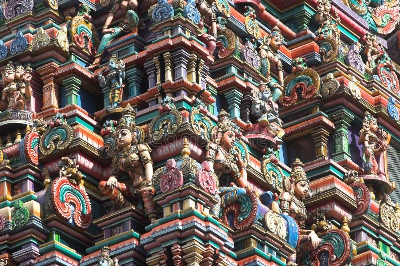 w świątyni obrazy royalty free