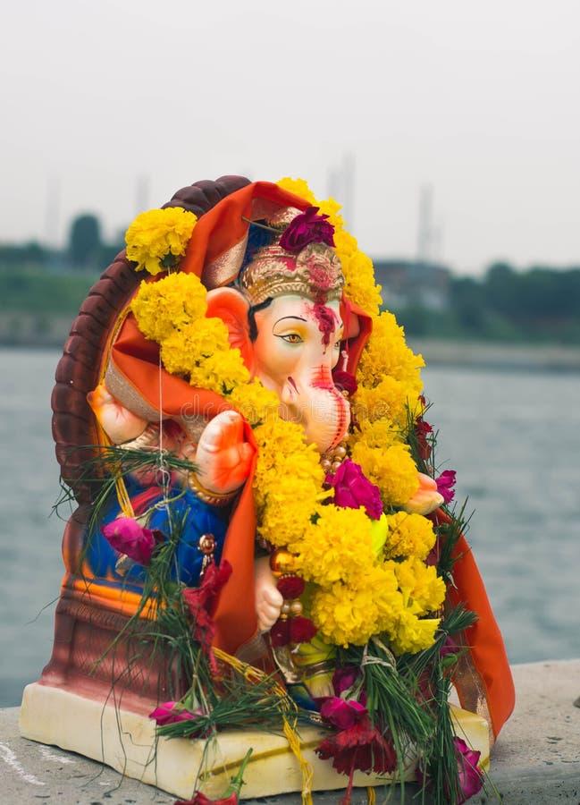 W?adyki Ganesha idol obrazy stock