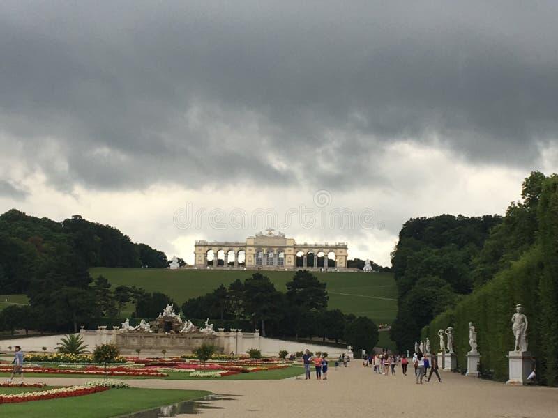 w austrii zdjęcie royalty free